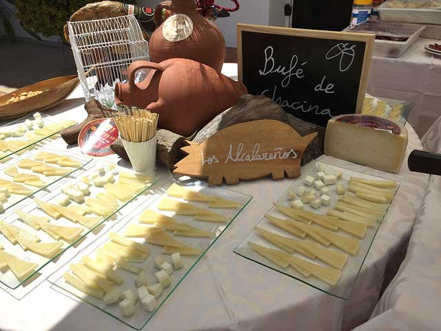 Bufetts selectos de Chacinas para bodas y celebraciones