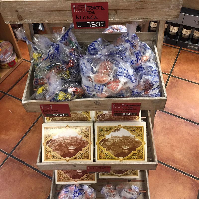 Manteacados y Tortas de Alcalá de San Joaquín en Sevilla y Tomares
