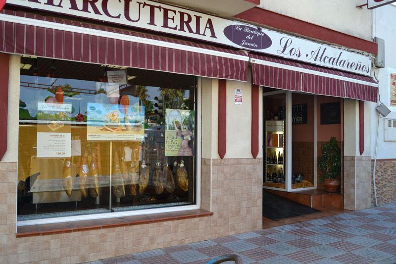 Tienda Gourmet Los Alcalareños en Tomares