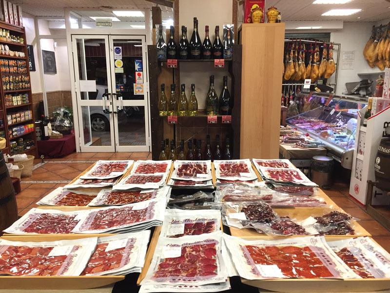 Tienda Gourmet en Tomares