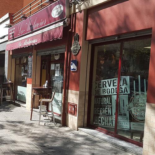 Bar Los Alcalareños en Sevilla