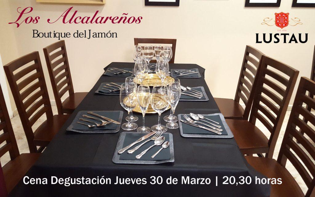 Cena degustación en Sevilla
