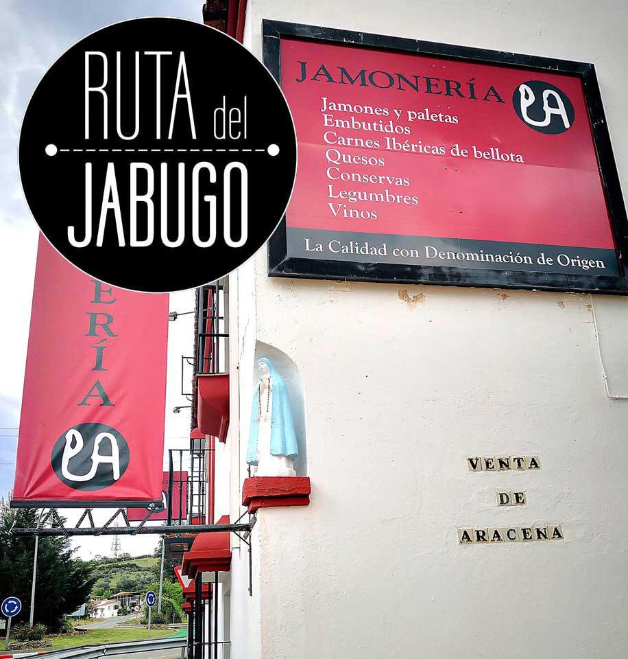 La Ruta del Jamón Ibérico - Jamonería LA