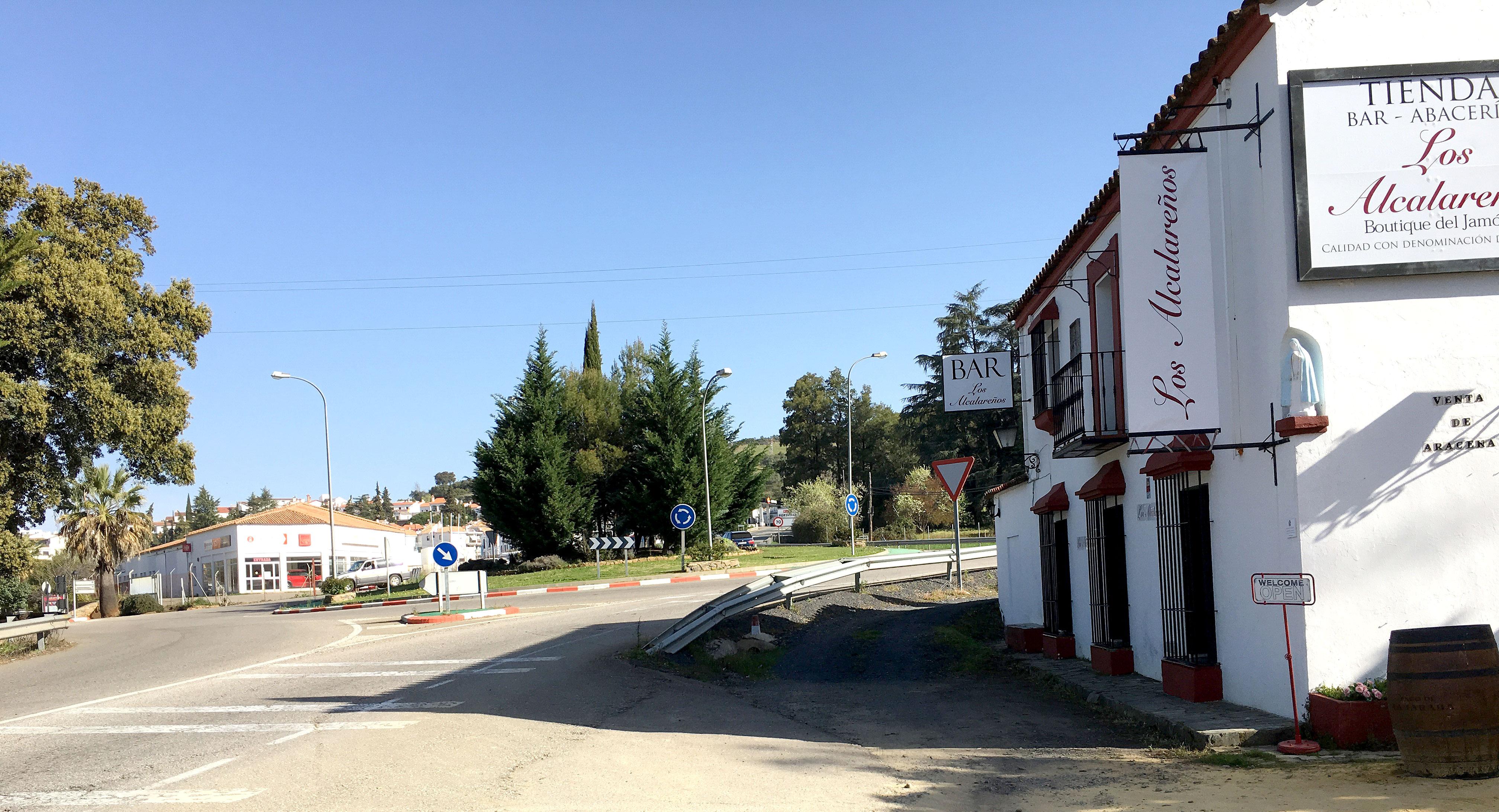 La Ruta del Jabugo en Aracena