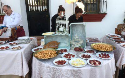 Bufé de Chacinas, Jamón Ibérico y Selección de Quesos para BODAS