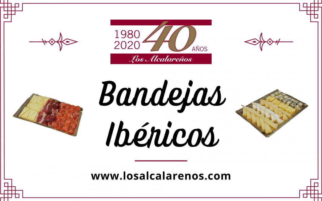Bandejas Ibéricas