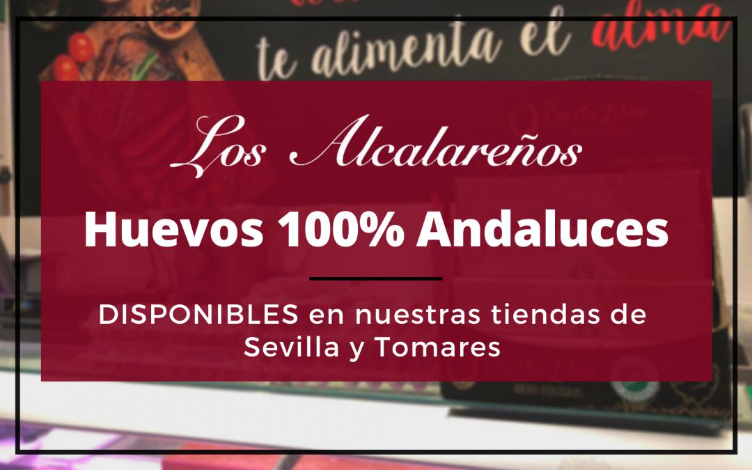 Huevos 100% Andaluces
